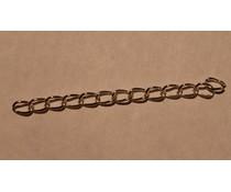 Verlängerungskettchen, Silber, 5 cm 5021