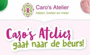 Caro's Atelier gaat naar de beurs!