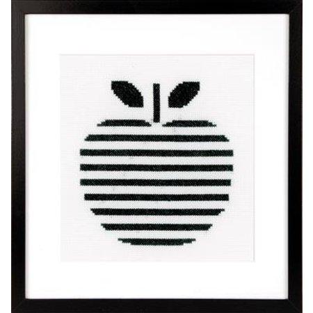 Vervaco Borduurpakket appel