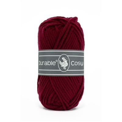Durable Cosy Bordeaux (222)
