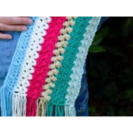 Durable Ibiza sjaal van Durable Cosy & Glam