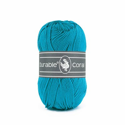 Durable Coral Turquoise (371)