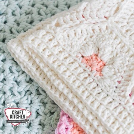 Durable Hexagon Babydeken van Durable Cosy Fine
