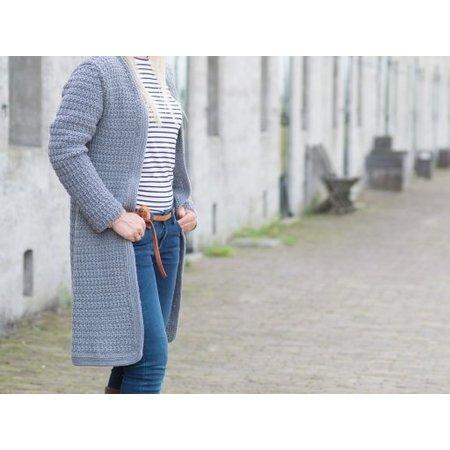 Top Haakpakket: Gehaakt vest Jolie - Caro's Atelier &XH33