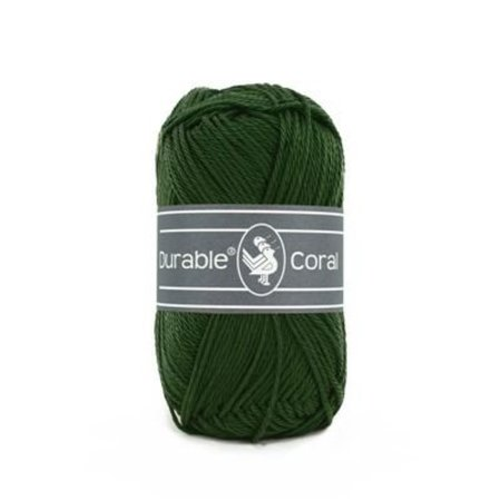 Durable Coral (2150) Forest Green