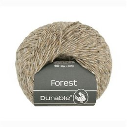 Durable Forest Lichtbruin gemêleerd (4002)