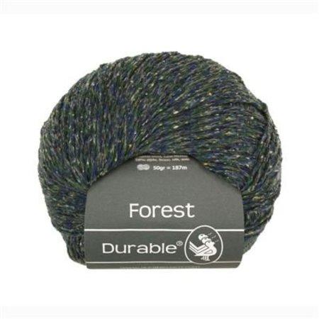 Durable Forest 4005 Blauw gemêleerd