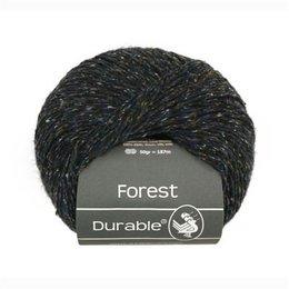 Durable Forest Donkerblauw/bruin gemêleerd (4006)