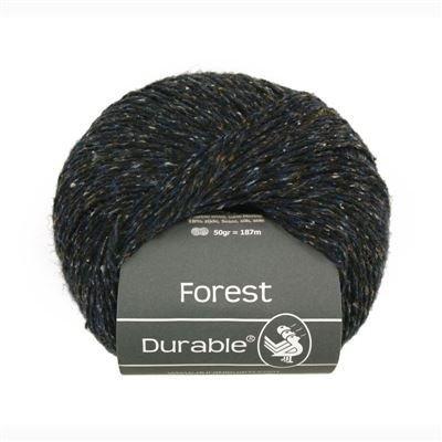 Durable Forest 4006 Donkerblauw/bruin gemêleerd