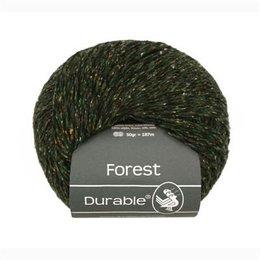 Durable Forest 4007 Groen/bruin gemêleerd