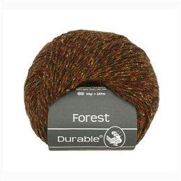 Durable Forest 4010 Bruin/rood gemêleerd