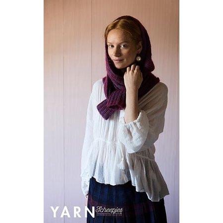 Scheepjes Delft Sleeved Scarves gehaakt - Yarn 4