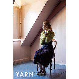 Scheepjes Garenpakket: Delft Sleeved Scarves gebreid - Yarn 4