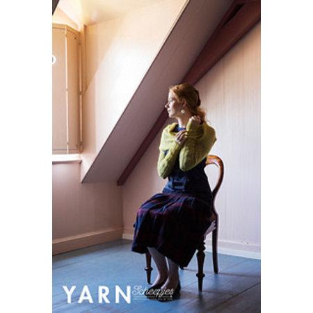 Scheepjes Delft Sleeved Scarves gebreid - Yarn 4