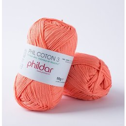 Phildar Phil Coton 3 Corail (33)