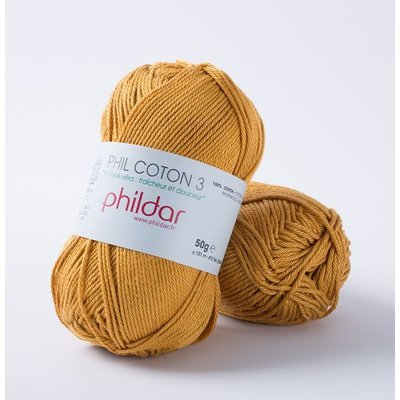 Phildar Phil Coton 3 Gold (73)