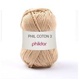 Phildar Phil Coton 3 Seigle (88)