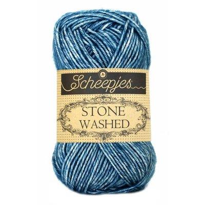 Scheepjes Stone Washed Blue Apatite (805)