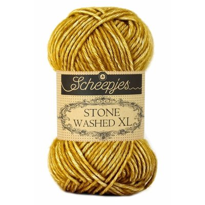Scheepjes Stone Washed XL Yellow Jasper (849)