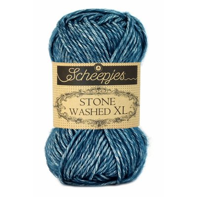 Scheepjes Stone Washed XL Blue Apatite (845)
