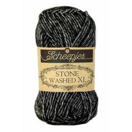 Scheepjes Stone Washed XL Black Onyx (843)