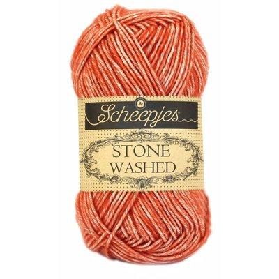 Scheepjes Stone Washed Coral (816)