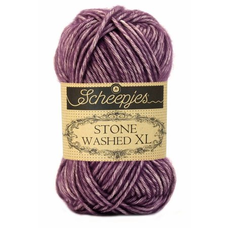 Scheepjes Stone Washed XL Deep amethyst (851)