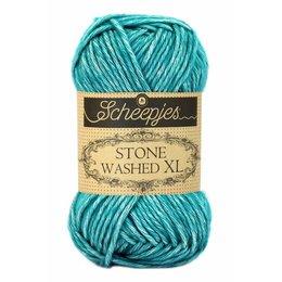 Scheepjes Stone Washed XL Green agate (855)