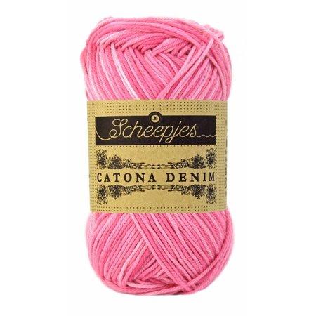 Scheepjes Catona Denim roze (135)