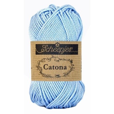 Scheepjes Catona 25 Bluebell (173)