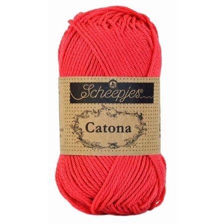 Scheepjes Catona 25 gram Carmelia Rose (256)
