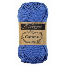 Scheepjes Catona 25 Capri Blue (261)