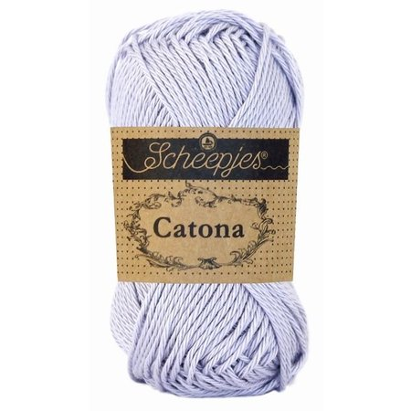 Scheepjes Catona 25 Lilac Mist (399)