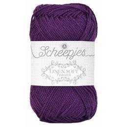 Scheepjes Linen Soft paars (602)