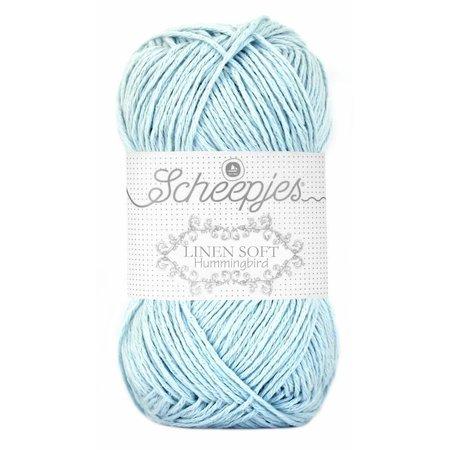 Scheepjes Linen Soft lichtblauw (629)