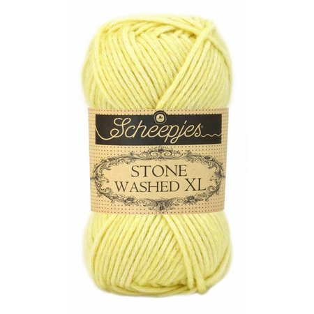 Scheepjes Stone Washed XL Citrine (857)