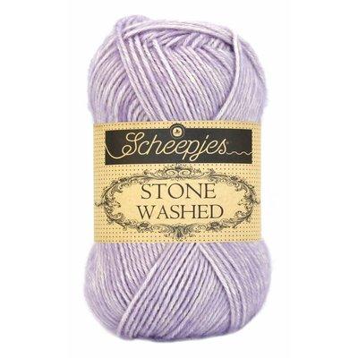 Scheepjes Stone Washed Lilac Quartz (818)
