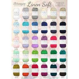 Scheepjes Linen Soft alle kleuren