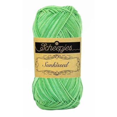 Scheepjes Sunkissed Spearmint Green (14)