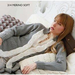 Scheepjes Vest van Merino Soft (S 314)