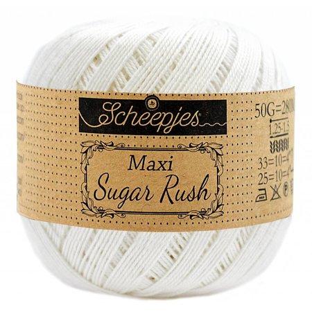 Scheepjes Sugar Rush Bridal White (105)