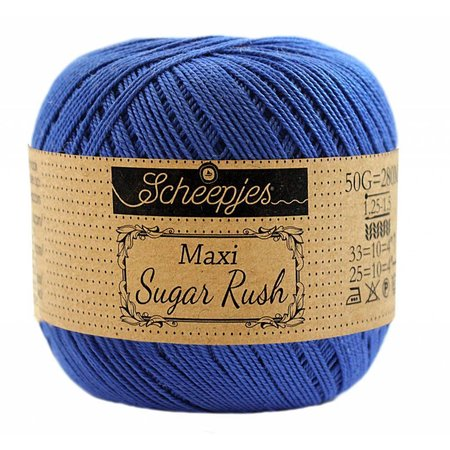 Scheepjes Sugar Rush Electric Blue (201)
