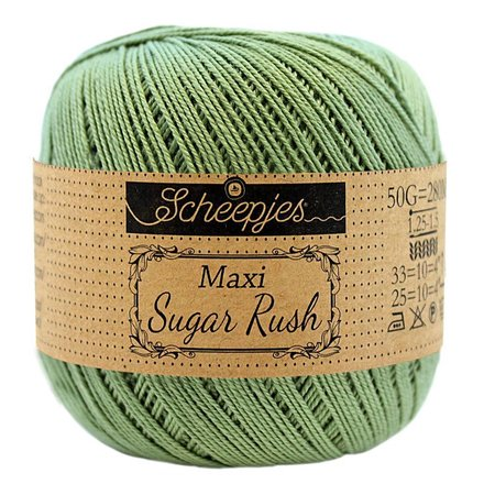 Scheepjes Sugar Rush Sage Green (212)