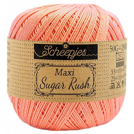 Scheepjes Sugar Rush Light Coral (264)