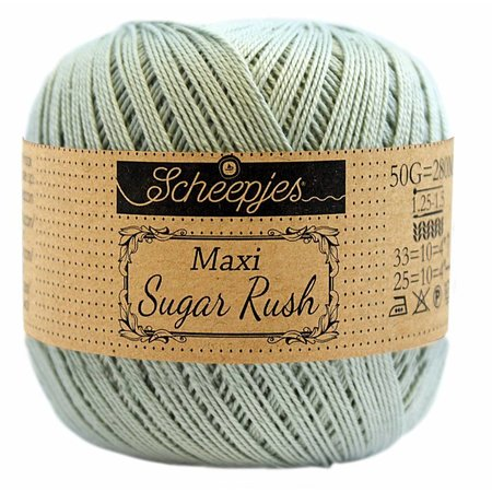 Scheepjes Sugar Rush Silver Green (402)