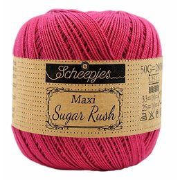Scheepjes Sugar Rush Cherry (413)