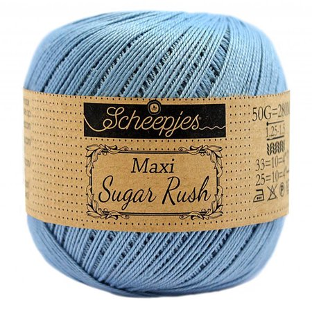Scheepjes Sugar Rush Sky Blue (510)