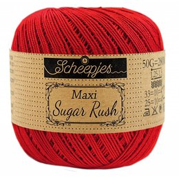 Scheepjes Sugar Rush Red (722)