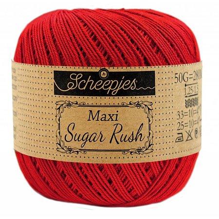 Scheepjes Sugar Rush Red (722)