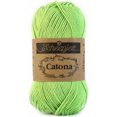 Scheepjes Catona 25 Apple Green (513)